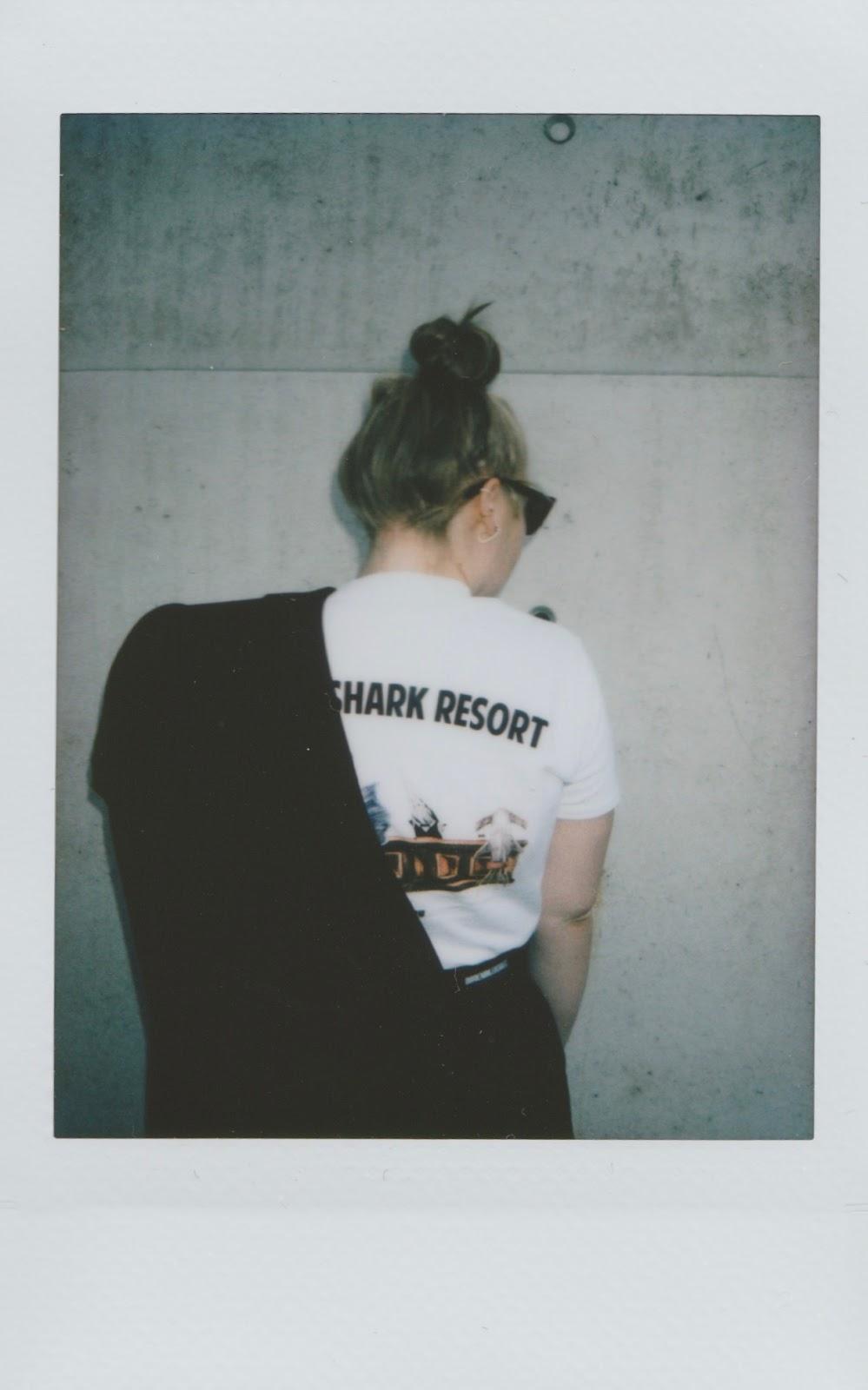 Outfit: Shark Resort