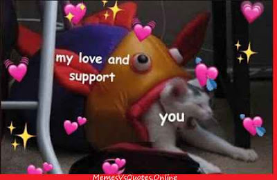 Love And Support Memes