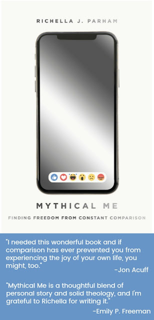 Jon Acuff and Emily Freeman recommend Mythical Me