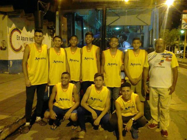 APURE: Selección Llanera U-17 al clasificatorio Juegos Nacionales Juveniles.