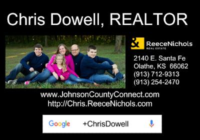Chris Dowell Realtor, Olathe Realtor, Gardner Realtor