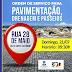 Prefeitura de SAJ assina ordem de serviço para pavimentação da Rua 28 de maio neste domingo (21)