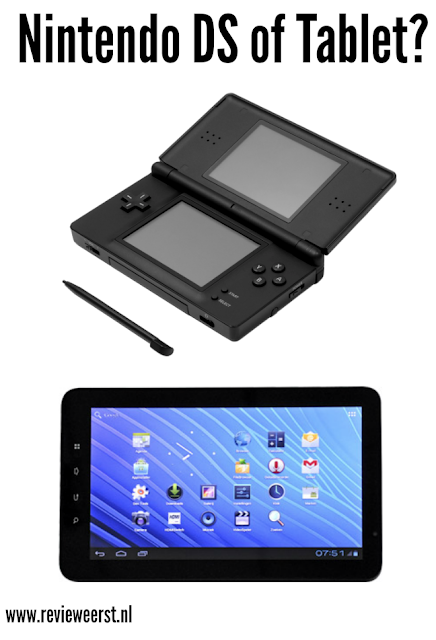 nintendo of tablet