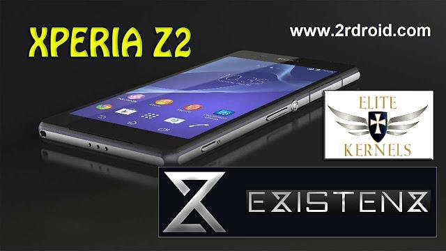 كيرنال xperia z2 , كيرنال معدل xperia z2 , كيرنال اسرع xperia z2 , كيفية تركيب كيرنال , كيفية تعديل كيرنال , كيفية تنزيل الكيرنال على الهاتف