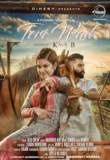 TERI WAIT LYRICS: Shikaar Singer Kaur B is back with her Latest Punjabi Song Teri Wait. Desi Crew Composed the music of this song while lyrics of this song is penned by Narinder Bath in the direction of Permish Verma.