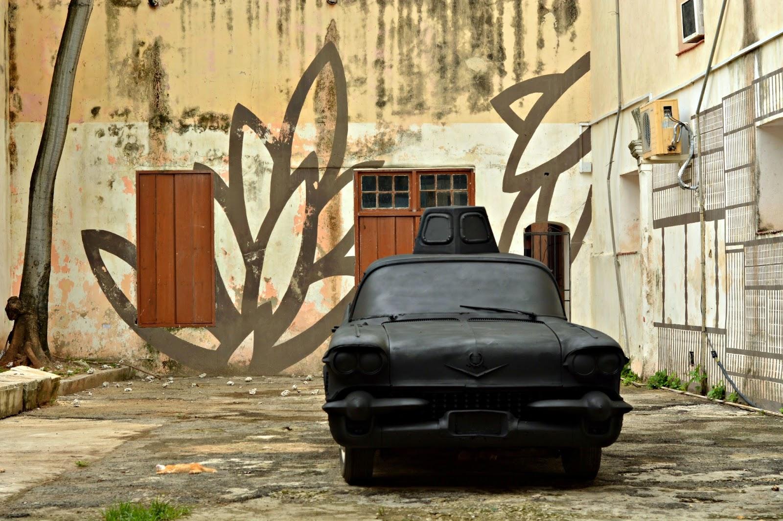 Cadillac in Havana Cuba