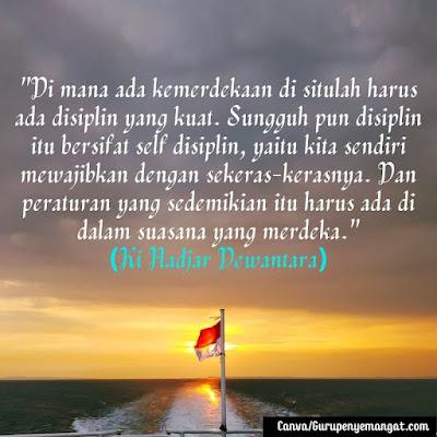 Gambar Ucapan Hari Kemerdekaan Indonesia dari Para Pahlawan Nasional (10)