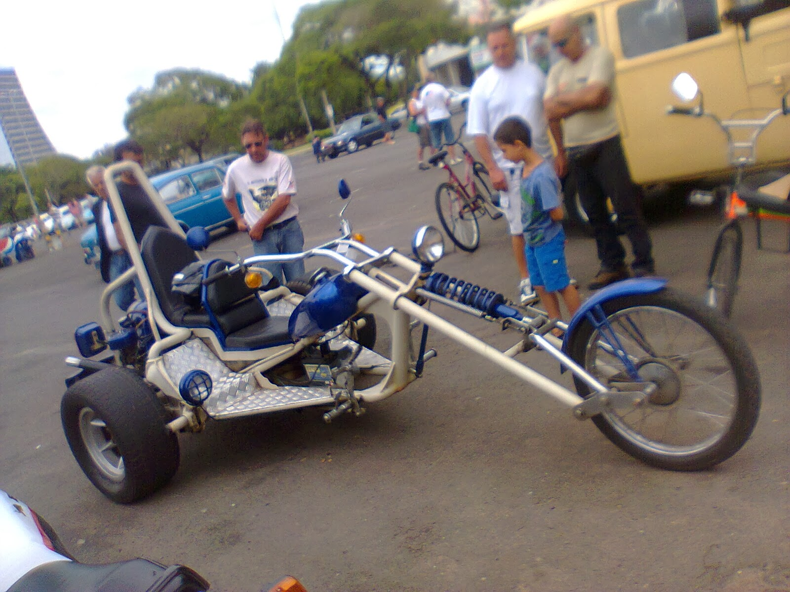Mesa Motor Boxer