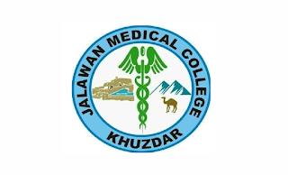 Jhalawan Medical College JMC Khuzdar Jobs 2021 in Pakistan - Download JMC Job Application Form :- www.ctsp.com.pk