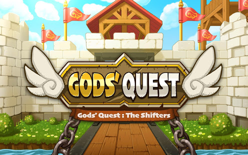 Gods' Quest : The Shifters