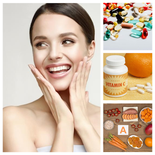 أهم الفيتامينات للعناية بالبشرة