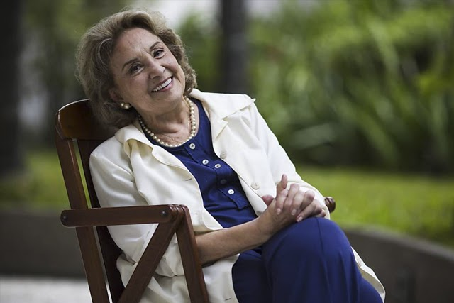 Morre atriz Eva Wilma, aos 87 anos, em decorrência de câncer no ovário