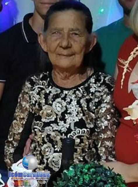 Dona Maria Holanda procura em Caraúbas por irmã que não vê há 50 anos