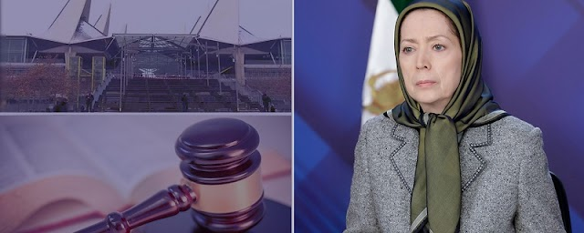 Maryam Rajavi Speaks on Need to Close Iran Embassies