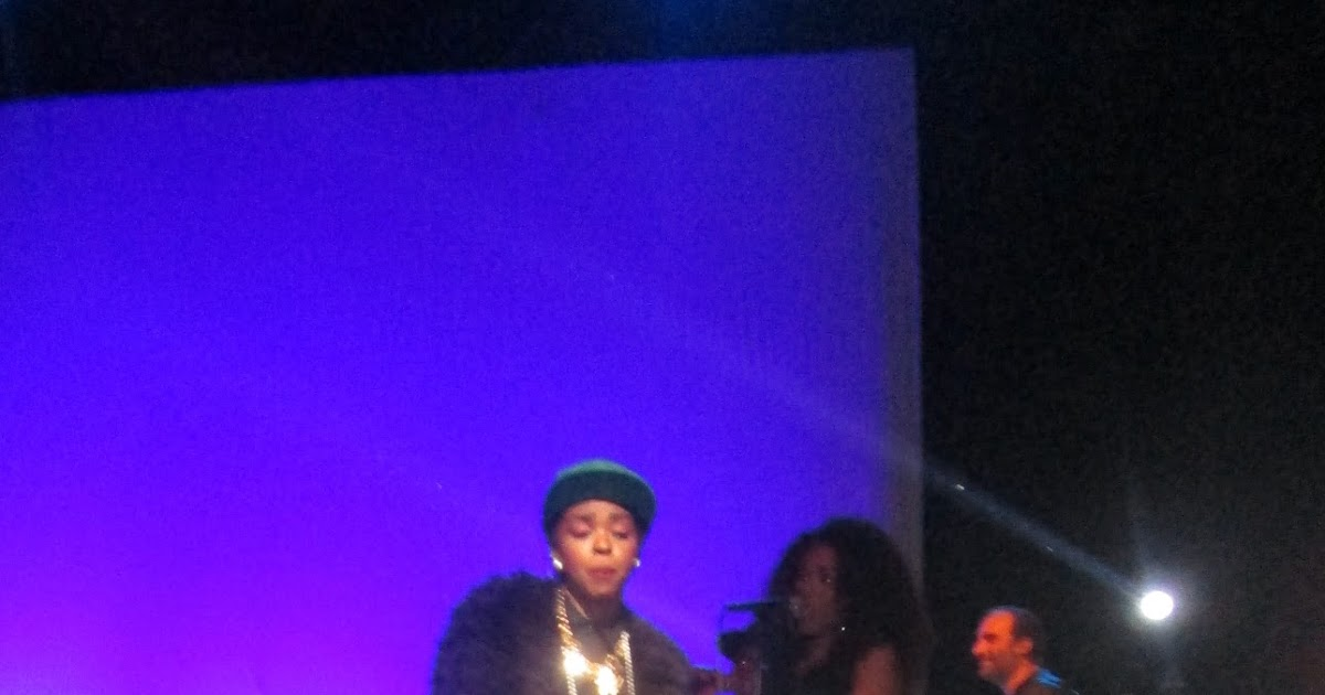 8ac8214e1ea Real College Student of Atlanta  Music in ATL  Lauryn Hill   Nas concert