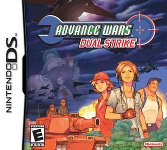 Rom Advance Wars Dual Strike NDS