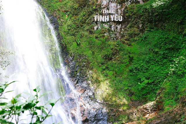 Traveling to Sapa and explore Love waterfall 1