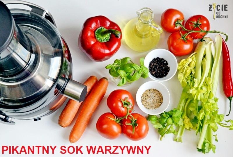 sok warzywny, sokowirowka philips, philips, kolekcjoner witamin, sok, swiezy sok, sok pomidorowy, zycie od kuchni