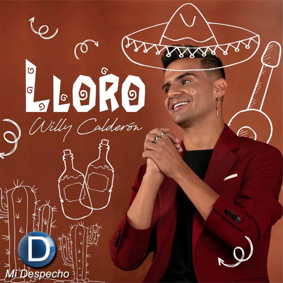Willy Calderón Lloro Frontal