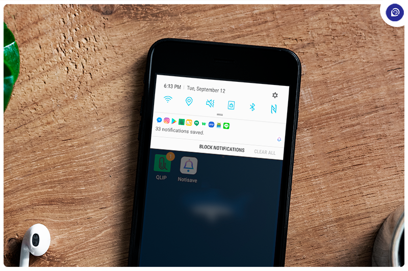 Save and Recover Your Messages With Notisave.
