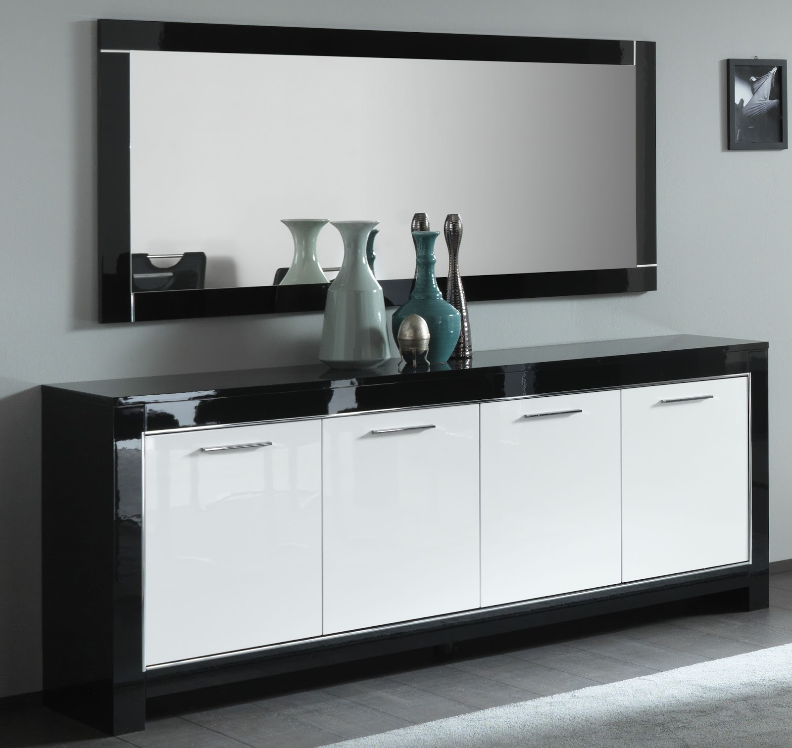 Objet Deco Laque Blanc aux moins chers   meubles et objet d'art et décoration à bas