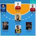 Η καλύτερη 7άδα της 5ης αγωνιστικής της Handball Premier