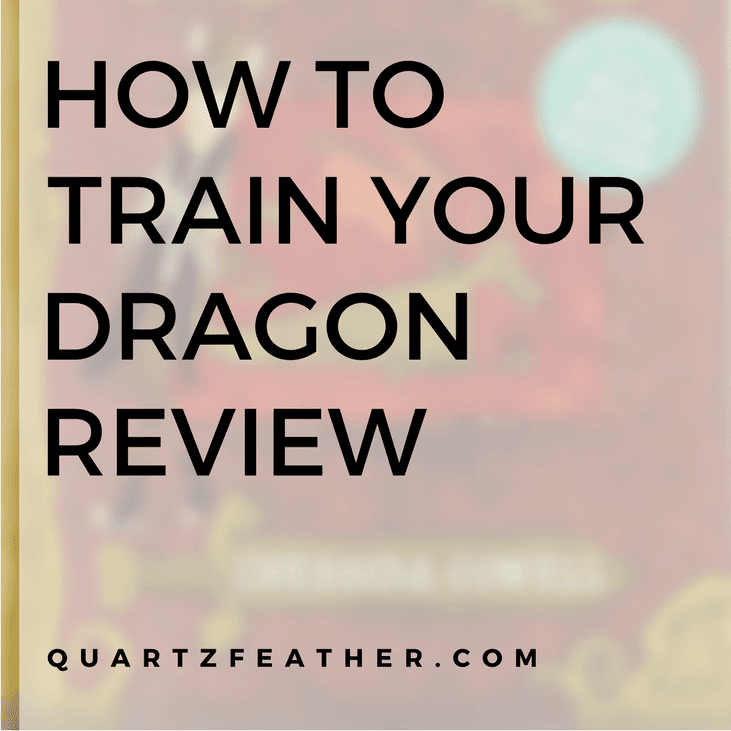 How To Train Your Dragon By Cressida Cowell Review