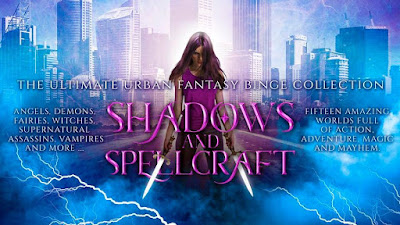 Shadows and Spellcraft Urban Fantasy Binge Collection