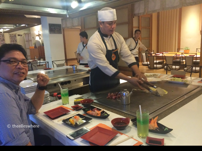 Zensho - a different type of eat-all-you-can