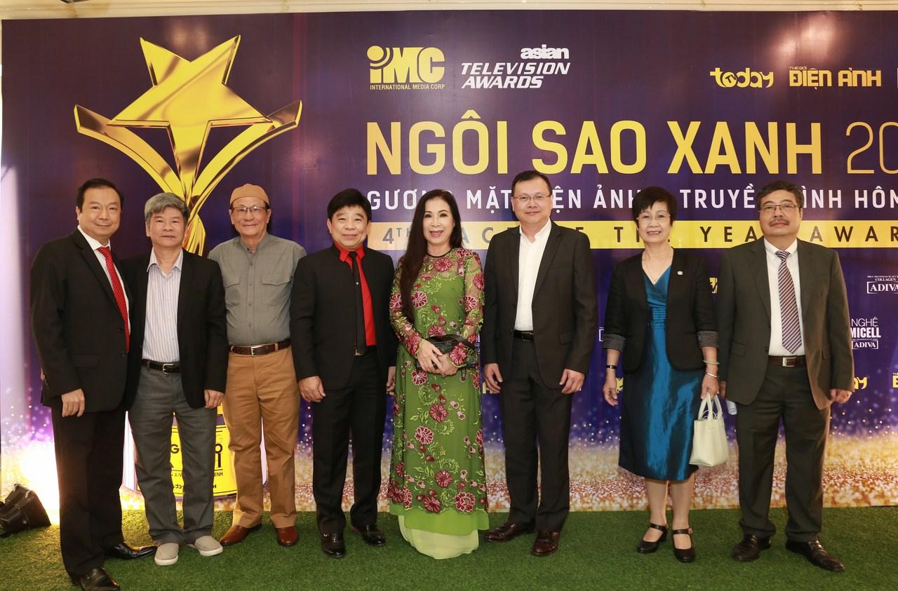 Ngôi Sao Xanh mùa 4 lần đầu kết hợp cùng Asia Television Awards (ATA)