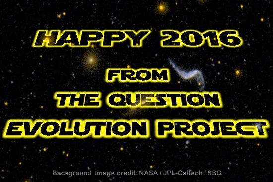 2015 was a great year for creation science, and I'm looking forward to 2016. Here are some points that have been emphasized on this site, and a personal view on what lies ahead.