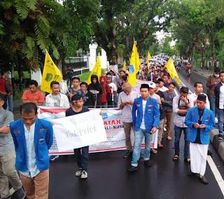 PKC PMII Bali Nusra Dukung Revisi Undang-Undang (RUU) KPK.