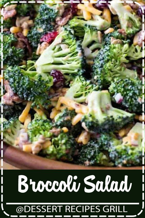 Broccoli Salad#White# Chicken #Chili# crockpot# recipes# low