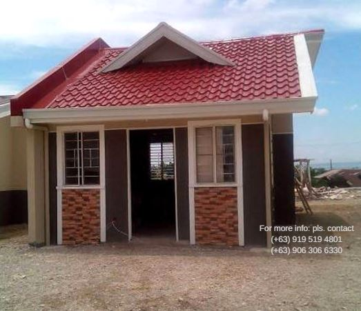 terraverde eliosa bungalow style is the only pagibig housing that is near manila approx 40minutes from makati via slex terraverde residences located at