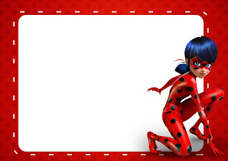 Miraculous Ladybug: Free Printable Invitations. | Is it for PARTIES? Is it FREE? Is it CUTE? Has ...
