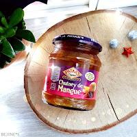 Degusta Box Mars : patak's chutney mangue