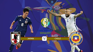 مشاهدة مباراة تشيلي واليابان