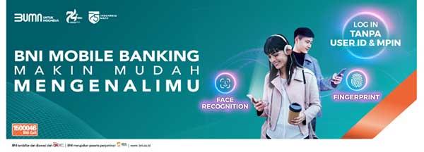 Registrasi BNI Mobile Banking Melalui Aplikasi