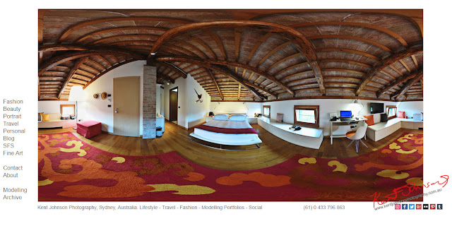 A Portfolio of Hotels and Travel imagery in Hi-Fidelity 360  photography