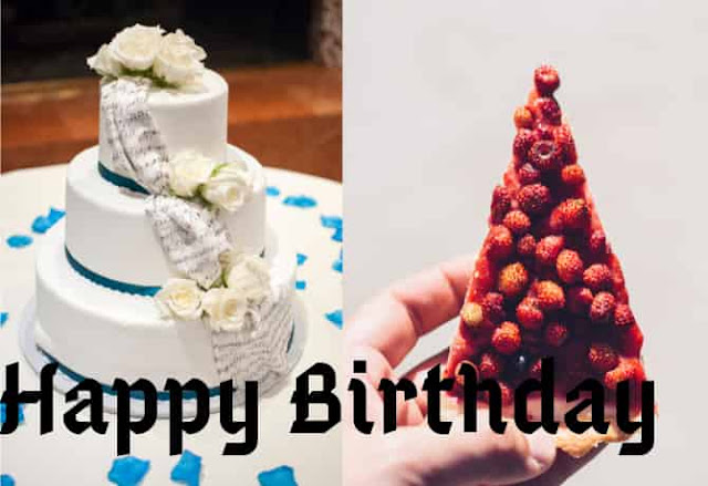 Birthday with cake images Download