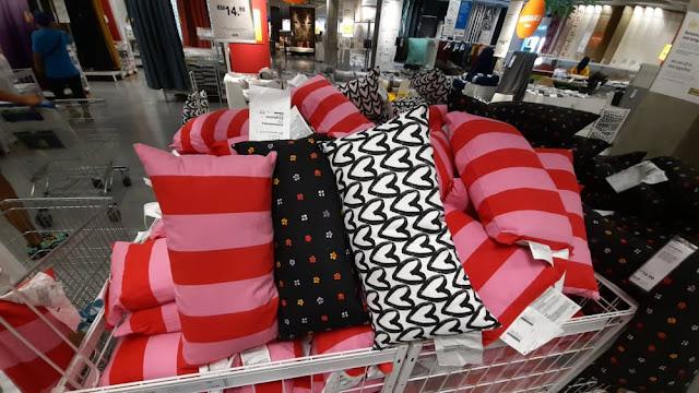 Dapatkan Barangan IKEA Dengan Mudah Hanya Guna Servis Personal Shoppers!