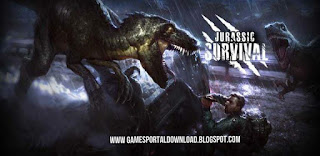 Jurassic Survival Mod Apk Unlimited Money 1.1.5 No Rooting Needed
