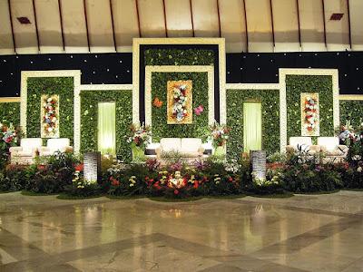 Tempat Walimah Pernikahan