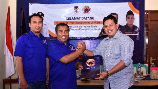 Bupati Cianjur yang Kena OTT KPK Ternyata Ketua GP NasDem Jabar