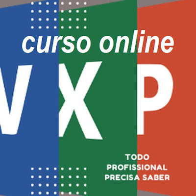 Curso Online Excel, Word e PowerPoint