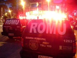 GCM, Polícia Militar e Civil realizam Operação Sono Tranquilo na Figueiras em Santo André