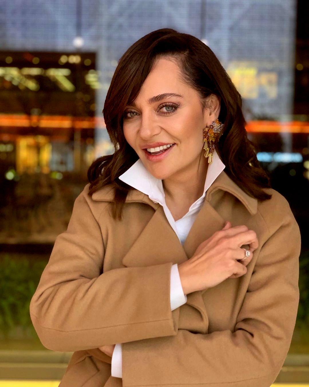 Beautiful Turkish Actress Didem Balcin