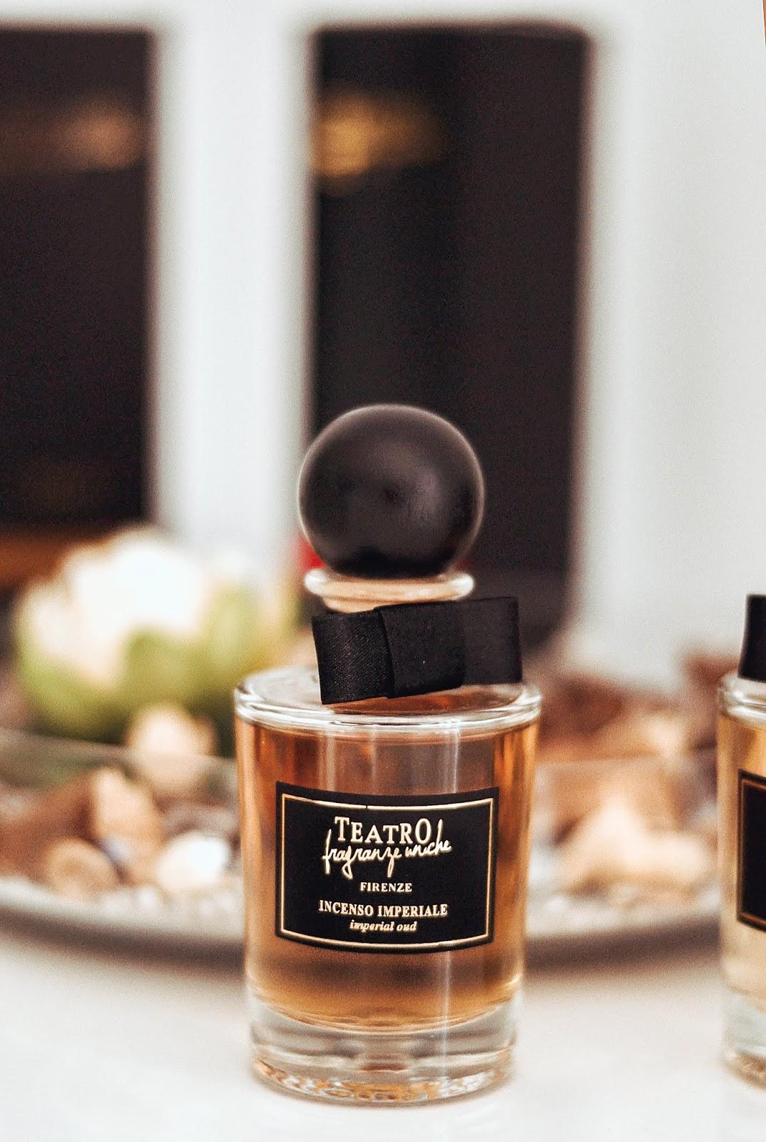 parfum de casa nisa
