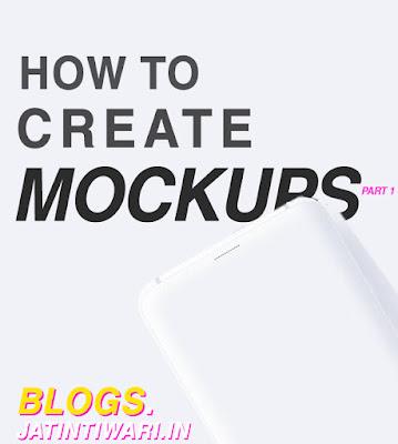 How To Create Mockup