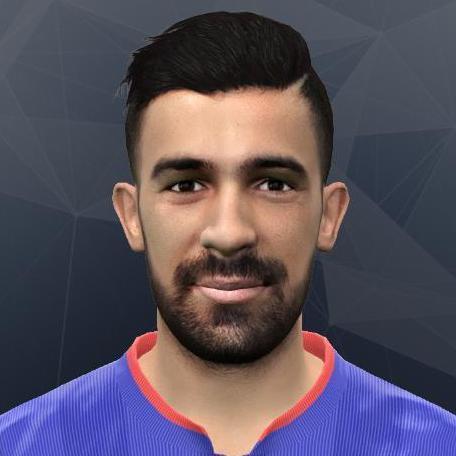 Alberto Jiménez Benítez Face PES 2017